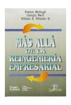 Papel MAS ALLA DE LA REINGENIERIA EMPRESARIAL
