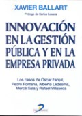 Libro Innovacion En La Gestion Publica Y En La Empresa Privada