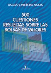 Papel 500 Cuestiones Resueltas Sobre Las Bolsas