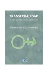 Papel TRANSEXUALIDAD (BUSQUEDA DE UNA IDENTIDAD)