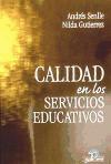 Libro Calidad En Los Servicios Educativos