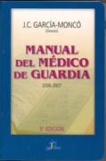 Libro Manual Del Medico De Guardia 2006-2007