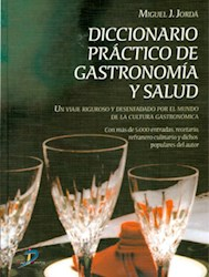 Libro Diccionario Practico De Gastronomia Y Salud