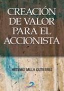 Libro Creacion De Valor Para El Accionista