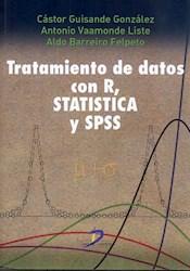 Libro Tratamiento De Datos Con R  Stadistica Y Spss