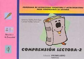 Papel COMPRENSION LECTORA 2 (PROGRAMAS DE ESTRATEGIAS COGNITIVAS)