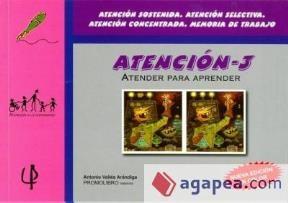 Papel ATENCION 3 (ATENDER PARA APRENDER) (ATENCION SOSTENIDA, ATEN