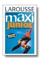 Papel Diccionario Maxi Junior De La Lengua Españ.