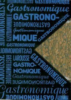 Papel Larousse Gastronomique En Español