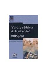 Papel VALORES BASICOS DE LA IDENTIDAD EUROPEA