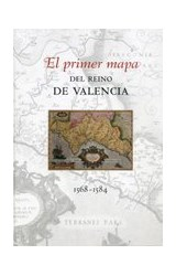 Papel EL PRIMER MAPA DEL REINO DE VALENCIA
