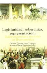Papel Legitimidad, soberanías, representación