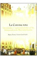 Papel LA CORONA ROTA: IDENTIDADES Y REPRESENTACION
