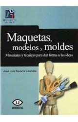 Papel MAQUETAS, MODELOS Y MOLDES : MATERIALES PARA