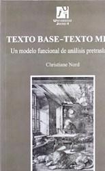 Papel Texto Base-Texto Meta