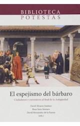 Papel EL ESPEJISMO DEL BARBARO