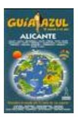 Papel Alicante. Guía Azul