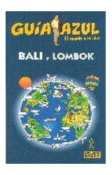 Papel Bali Y Lombok. Guia Azul