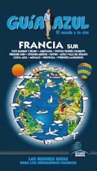 Libro Francia Sur Guia Azul