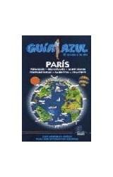Papel París Guía Azul 2008-2009