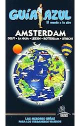 Papel Amsterdam. Guía azul