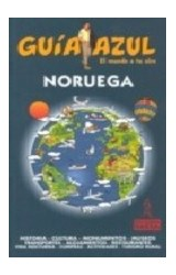 Papel Noruega Guía Azul