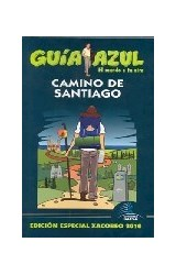 Papel Camino de Santiago. Guía Azul 2010