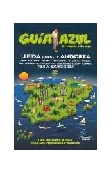 Papel Lérida y Andorra. Guía Azul 2010