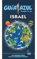 Papel Israel Guía Azul 2010