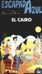 Libro El Cairo  Escapada Azul
