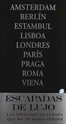 Papel Escapadas De Lujo Por Europa Guía Azul