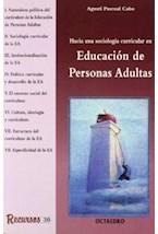 Papel EDUCACION DE PERSONAS ADULTAS