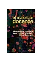 Papel MALESTAR DOCENTE, EL (PROPUESTAS CREATIVAS PARA REDUCIR EL E