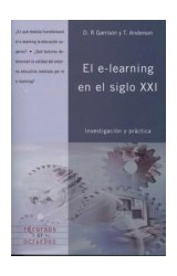 Papel EL E-LEARNING EN EL SIGLO XXI