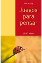 Papel JUEGOS PARA PENSAR (9-10 AÑOS)