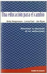 Papel UNA EDUCACION PARA EL CAMBIO (BOLSILLO OCTAEDRO)