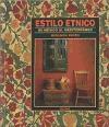 Libro Estilo Etnico De Mexico Al Mediterr