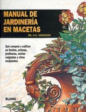 Papel Manual De Jardineria En Macetas
