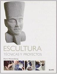 Libro Escultura , Tecnicas Y Proyectos