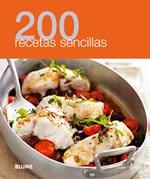 Papel 200 RECETAS SENCILLAS (ILUSTRADO) (RUSTICA)
