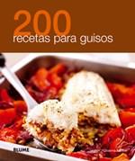 Libro 200 Recetas Para Guisos
