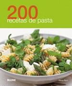 Papel 200 RECETAS DE PASTA (ILUSTRADO) (RUSTICA)