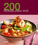 Papel 200 RECETAS PARA WOK (ILUSTRADO) (RUSTICA)