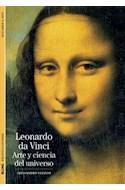 Papel LEONARDO DA VINCI ARTE Y CIENCIA DEL UNIVERSO (BIBLIOTECA ILUSTRADA) (DESCUBRIR EL ARTE)