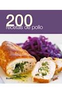 Papel 200 RECETAS DE POLLO (ILUSTRADO) (RUSTICA)