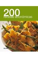 Papel 200 RECETAS ECONOMICAS (RUSTICO)