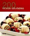 Libro 200 Recetas Saludables