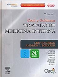 Papel Cecil Y Goldman. Tratado De Medicina Interna