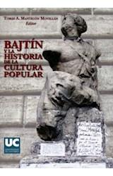 Papel BAJTIN Y LA HISTORIA DE LA CULTURA POPULAR