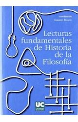 Papel LECTURAS FUNDAMENTALES DE HISTORIA DE LA FILOSOFIA